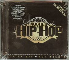 Noches de Hip Hop, Latin Hi New CD - Mellow Man Ace plus MORE - Y Muchos Mas