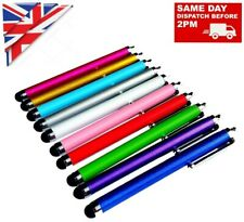 10 x QUALITY STYLUS PENS for IPAD SAMSUNG TABLET IPHONE MOBILE HUAWEI XIAOMI HTC