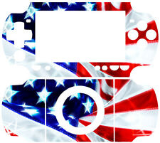 USA Flag Arts SKIN DECAL STICKER COVER 4 PSP 2000 SLIM