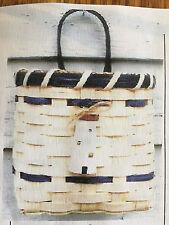 Basket Weaving Pattern Four Winds by Maurine Joy