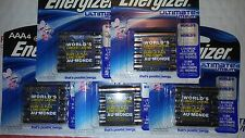 Pack of 20 Energizer Ultimate Lithium AAA Batteries in Retail Pcking (5 Pks x 4)