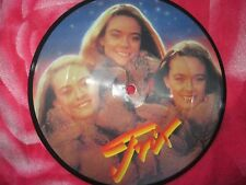 Trix In This Universe Splash Records SPX 24 UK Vinyl  7inch Single Picture Disc