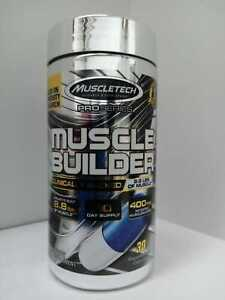 MuscleTech *MUSCLE BUILDER* Clinically Backed 30 capsules