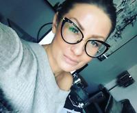 Vintage Cat Eye Eyeglasses Women Gold High Quality Glasses Frames Sunglasses New