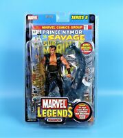 Marvel Legends NAMOR Action Figure New Series II Toybiz 2002 Sub-Mariner