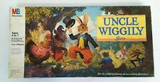 Vintage 1988 Milton Bradley THE UNCLE WIGGILY Board Game #4902 100% COMPLETE