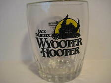 Vintage Original Lowball Cut Glass JACK DANIELS WYOOTER HOOTER Recipe 3.75X3""