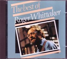 ROGER WHITTAKER Best  GERMANY CD Classic  NEW WORLD IN MORNING LAST FAREWELL