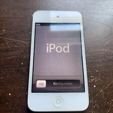 Apple iPod Touch 4th Generation 8GB White