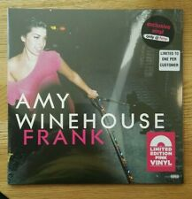 """AMY WINEHOUSE """"Frank"""" PINK VINYL LP - HMV Exclusive - UK 500 only -  SOLD OUT!!"""