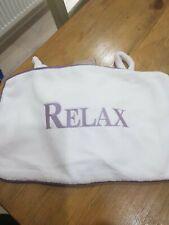 Avon Cosmetics Liiv 'Relax' inflatable colour changing cushion bath suction BNWT