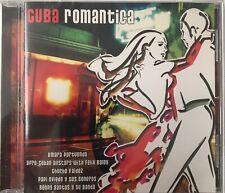 Various - Cuba Romantica (CD) New Sealed Free UK P&P