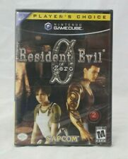 Resident Evil 0 Nintendo Gamecube Players Choice New