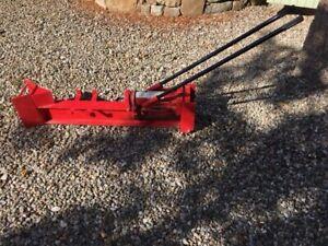 10 ton manual hydraulic log splitter