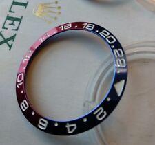 Ghiera Rolex Ceramica  GMT master II nero rolex 116710 LN