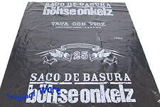 Böhse Onkelz Müllsack vom Lausitzring 2005 nicht Hockenheimring 2014 wie Neu