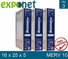 GeneralAire GF 4511 MAC1400 ReservePro 16x25x5 Media filter PACK OF 3