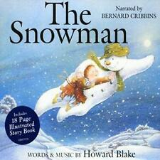 The Snowman CD NEW