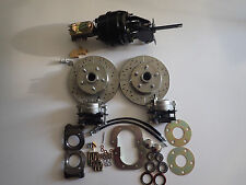 1967-1971 FORD FAIRLANE TORINO RANCHERO POWER DISC BRAKE CONVERSION KIT