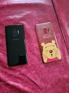 Samsung Galaxy S9 - 64 Go - Noir (Désimlocké)