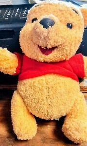 Vintage Mattel Singing Winnie The Pooh 1998