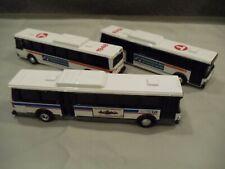 3 Road Champs 1995 Passenger Buses: Minneapolis/St. Paul etc - Nice!