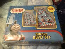 Children's New Thomas & Friends Reversible Single Duvet Set