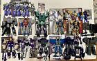 Hasbro Transformers Combiner Wars/Titans Return/Siege Lot Of 20. Sixshot.