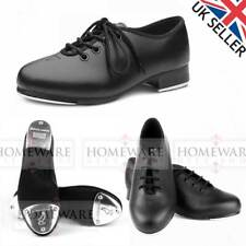 BLOCH BLACK ECONOMY STUDENT DANCE JAZZ TAP SHOES LADIES GIRLS BOYS LACE UP NEW