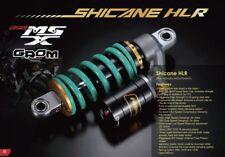 Racing Bros Shicane HLR Honda MSX Grom 125 Shock