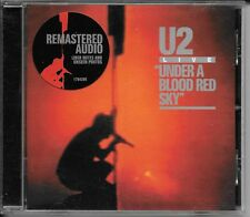 CD ALBUM LIVE 8 TITRES--U2--UNDER A BLOOR RED SKY / REMASTERED EDITION--2008