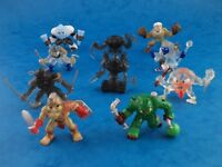 Mini Figure Lot - FISTFUL OF POWER - Bundle Of 10 Common Figures Series 1