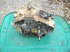 1999 YAMAHA KODIAK 400 4WD ENGINE MOTOR BOTTOM HALF TRANSMISSION CRANK