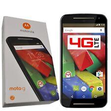 New Motorola Moto G (2Nd Gen) 4G XT1072 8GB Black Factory Unlocked Single-SIM