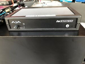 AJA I/O Express , sold as is,  3 available.
