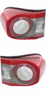TOYOTA FJ CRUISER 2007 2008 2009 2010 PAIR TAIL LIGHTS REAR LAMPS TAILLIGHTS