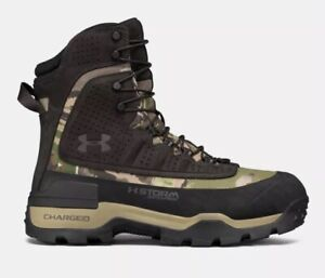 Under Armour Brow Tine 2.0 800G Hunting Boots 3000293-900 Men's US 8.5 NEW $210