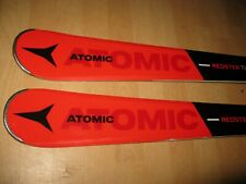 SKIS ATOMIC REDSTER TI 156 cm !!! TOP SKIS ! ROCKER 2017/18!
