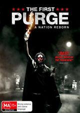 First Purge The - DVD Region 4