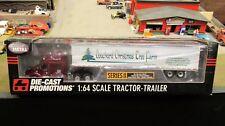 DCP #31031 BOUCHARD CHRISTMAS TREE FARM Peterbilt 387 semi truck trailer 1:64/