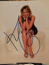 Kim Cattrall signed autographed photo