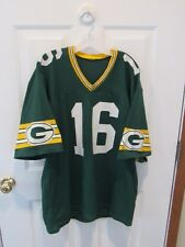 VERY RARE 1980's RANDY WRIGHT GREEN BAY PACKERS JERSEY MEN'S XL SAND-KNIT NFL
