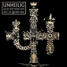 UNHEILIG - BEST OF UNHEILIG 1999-2014  CD NEUF