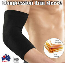 Arm Compression Support Elbow Sleeve Basketball Sports Elasticated Arm protector