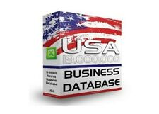 19 Millions USA Companies Business database email contact leads