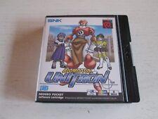 BIOMOTOR UNITRON (Neo-Geo Pocket Color). Very Hard to Find U.K. Version. SNK.