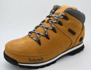 Timberland Junior EURO SPRINT WHEAT/BLE BOOTS - 42984 *