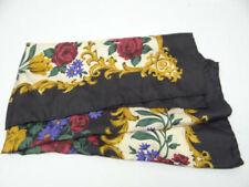 Vêtements et accessoires vintage multicolores en 100% soie