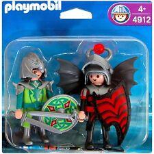 Playmobil 4912 Caballeros Medievales Duo-Pack-Nuevo Y En Caja