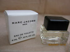 MARC JACOBS MEN by MARC JACOBS 0.15 FL oz / 4 ML EDT Miniature New In Box